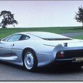 Jaguar XJ 220 - 1988