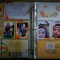 Project life double page!!!!!