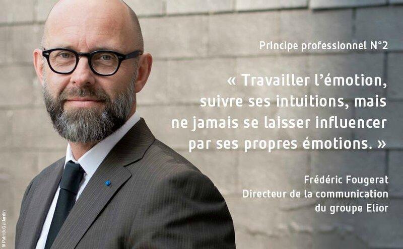 Frédéric Fougerat - Principe professionnel N°2
