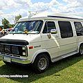 Gmc vandura 2500 de 1981 (Retro Meus Auto Madine 2012) 01