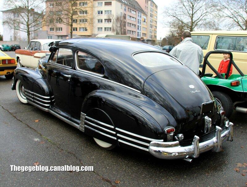 Chevrolet fleetline aerosedan de 1947 (Retrorencard janvier 2014) 02