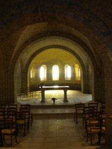 12 La chapelle du monument de la Libération