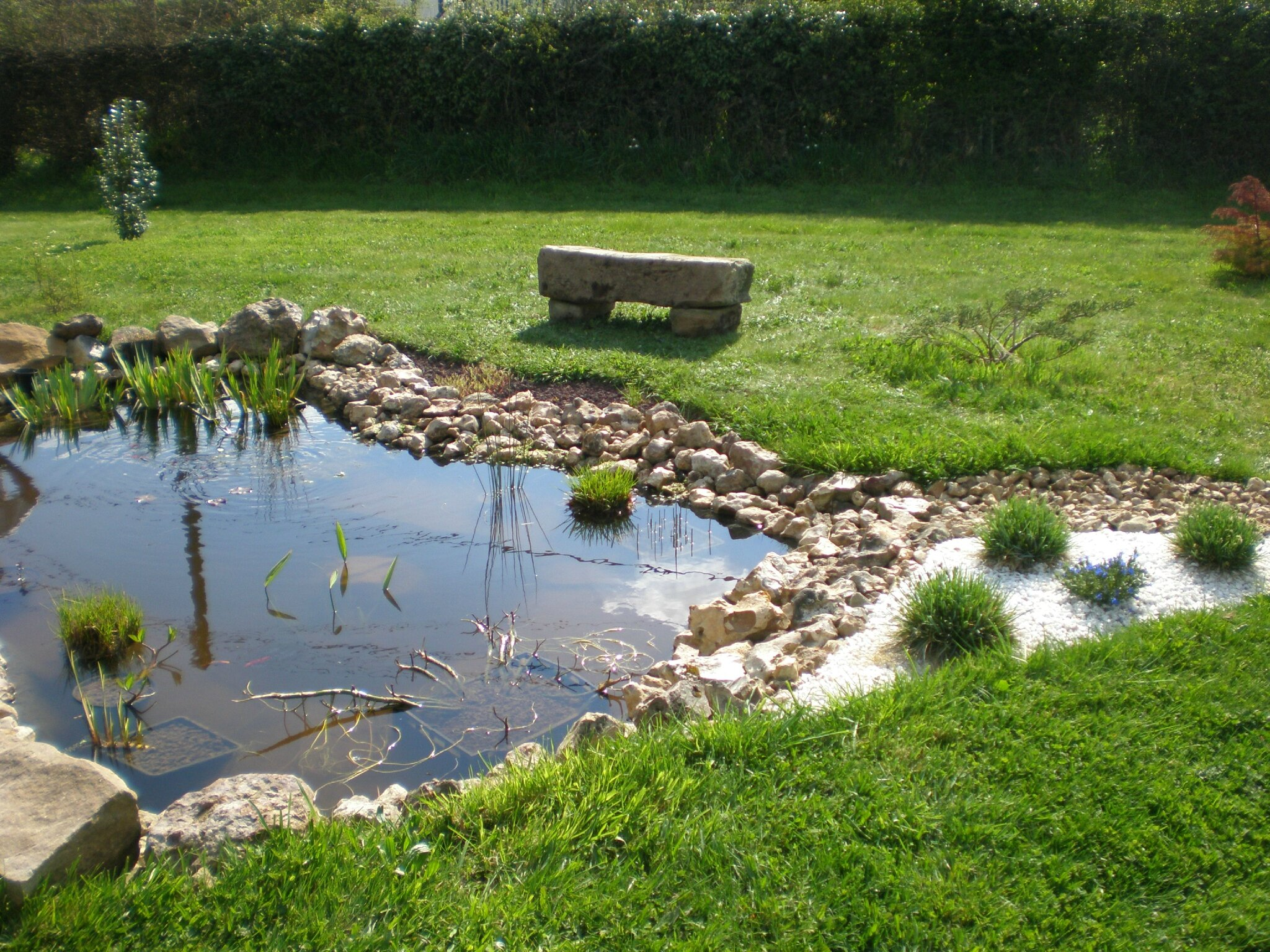 Bassin ornement jardin bassin de jardin for Bassin artificiel jardin