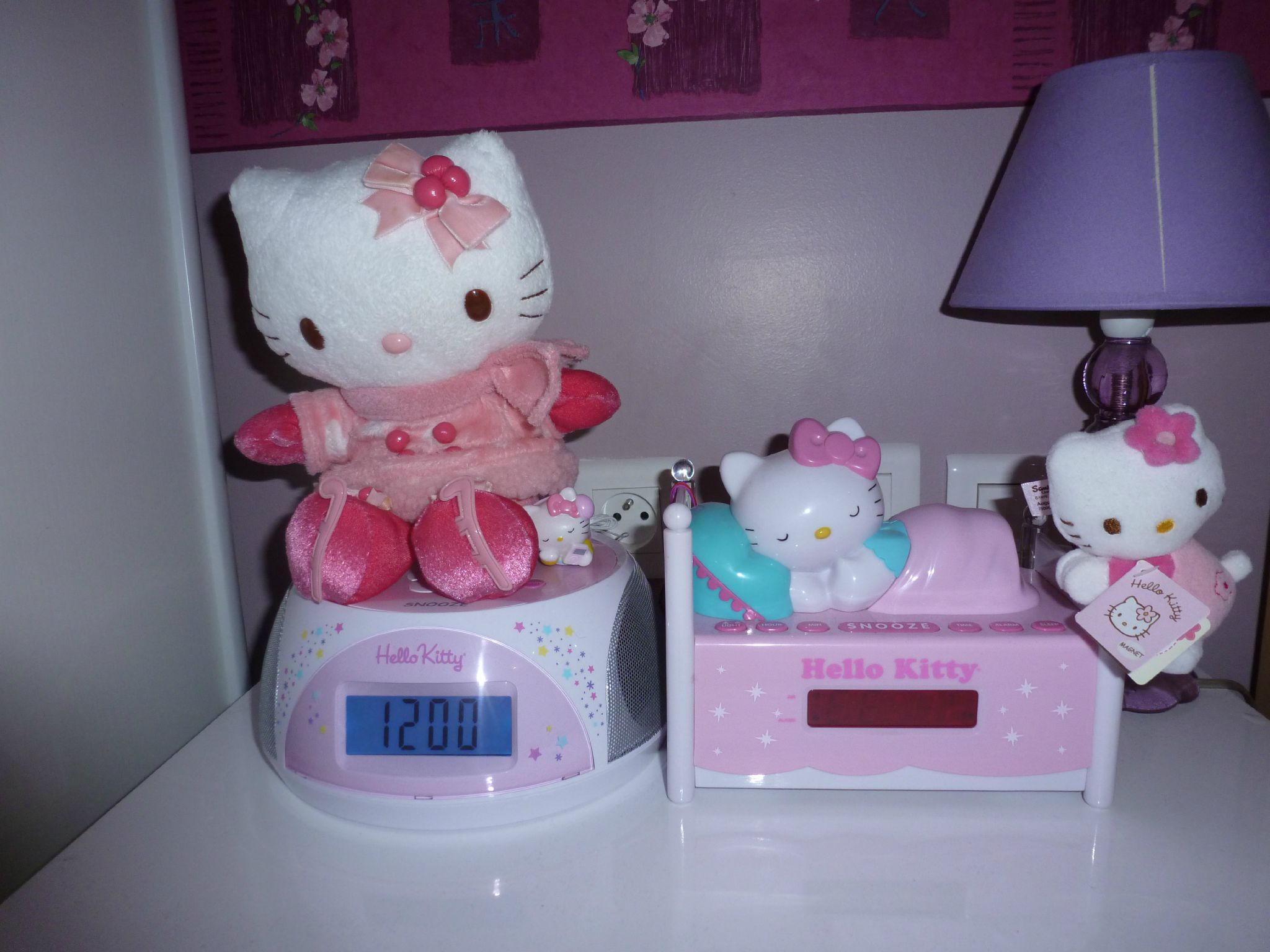 Hello Kitty dans ma chambre My Sweet Hello Kitty