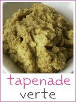 tapenade verte - index
