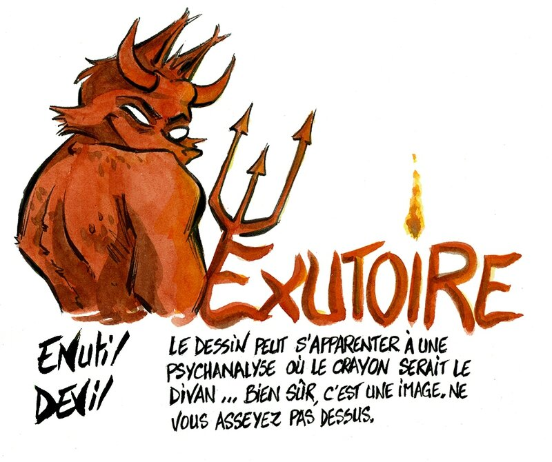 Devil Enutil