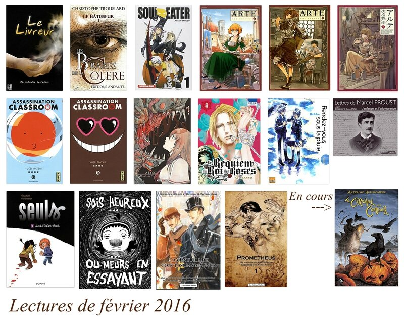 lectures fev 2016
