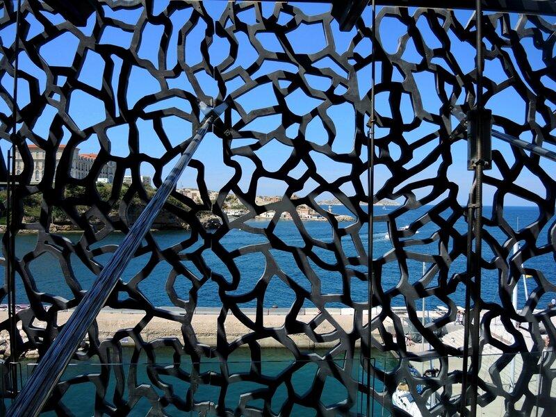 Marseille, le Mucem, vue sur mer 3 (13)