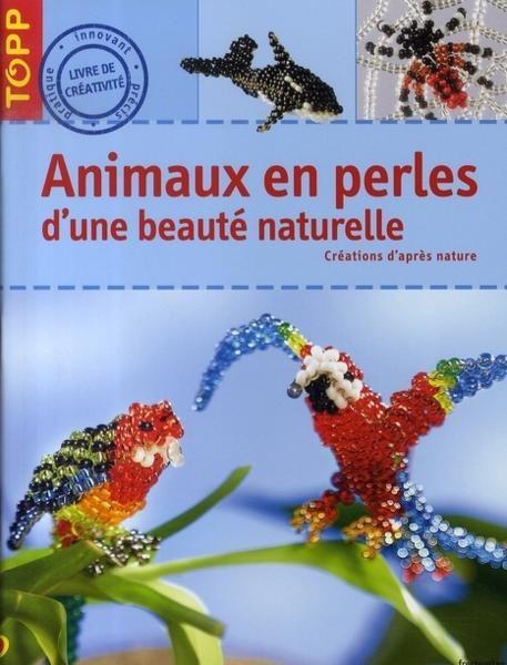Animaux en perles d'une beauté naturelle