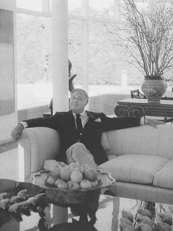 Sotheby's to offer the collection of transformative owner of Sotheby's: A. Alfred Taubman