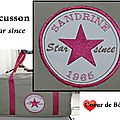 ecusson star since