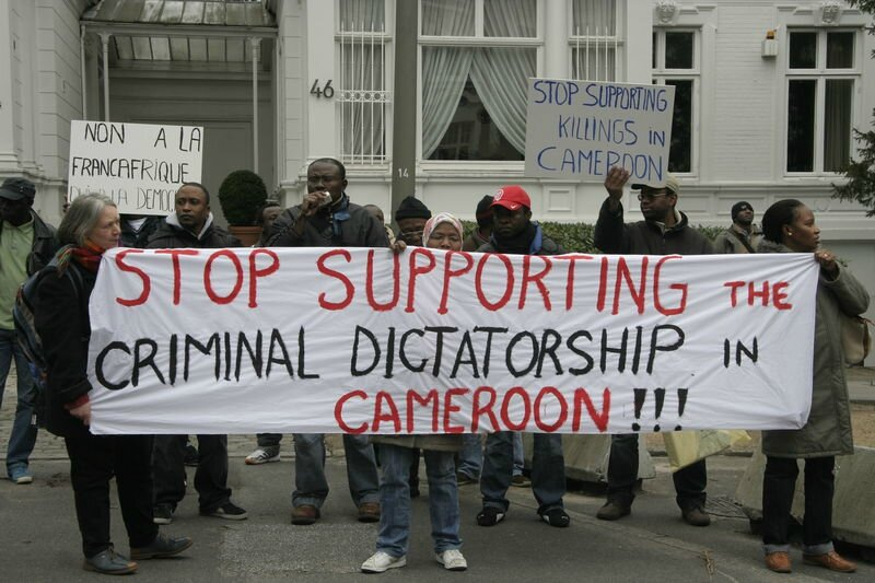 Stop_supporting_dictatorship_in Cameroon