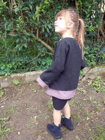 Norah tenue short-gilet-tunique 1-2