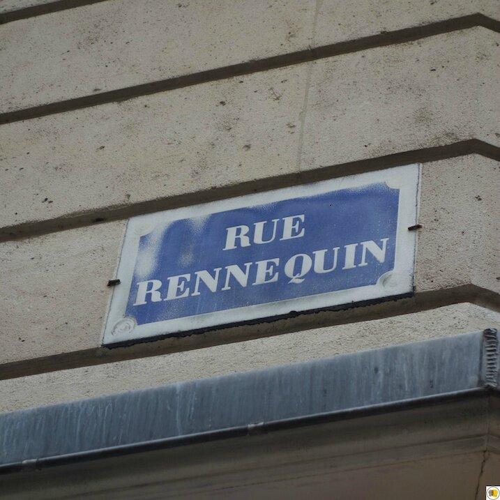 20 rue Rennequin