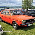 Vw passat L coupé de 1975 (Retro Meus Auto Madine 2012) 01