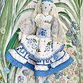 la petite poucette - poupée N°7- Marimerveille