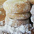 Biscuits au citron vert