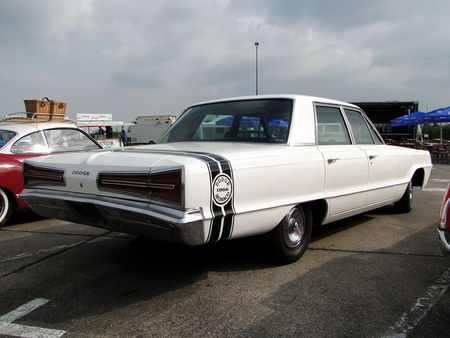 DODGE Monaco 4door Sedan 1966 Motoren und Power Lahr 2010 3