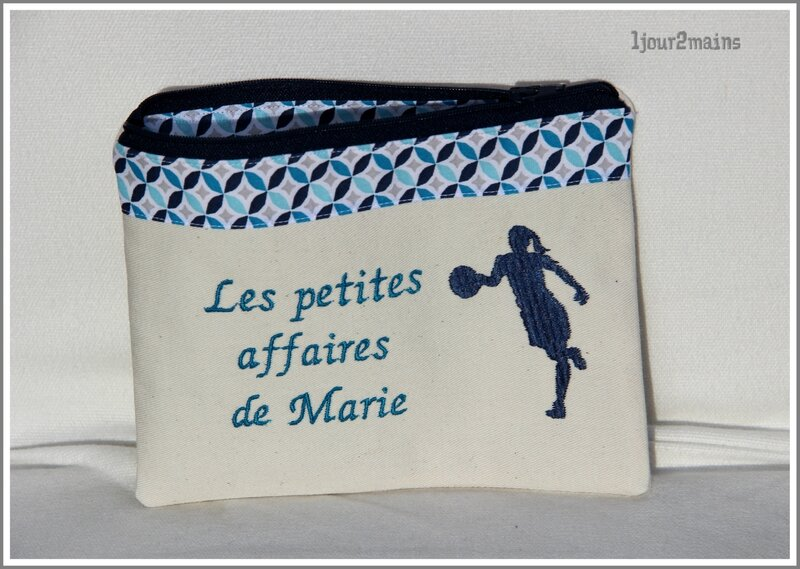 trousse basket marie