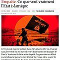 Daesh selon the atlantic