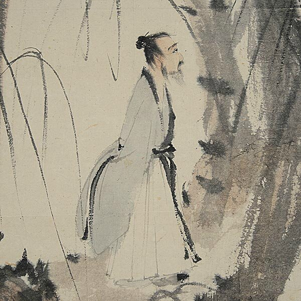 Fu Baoshi scroll and stellar jades star in Michaan's December Fine Asian Works of Art Auction