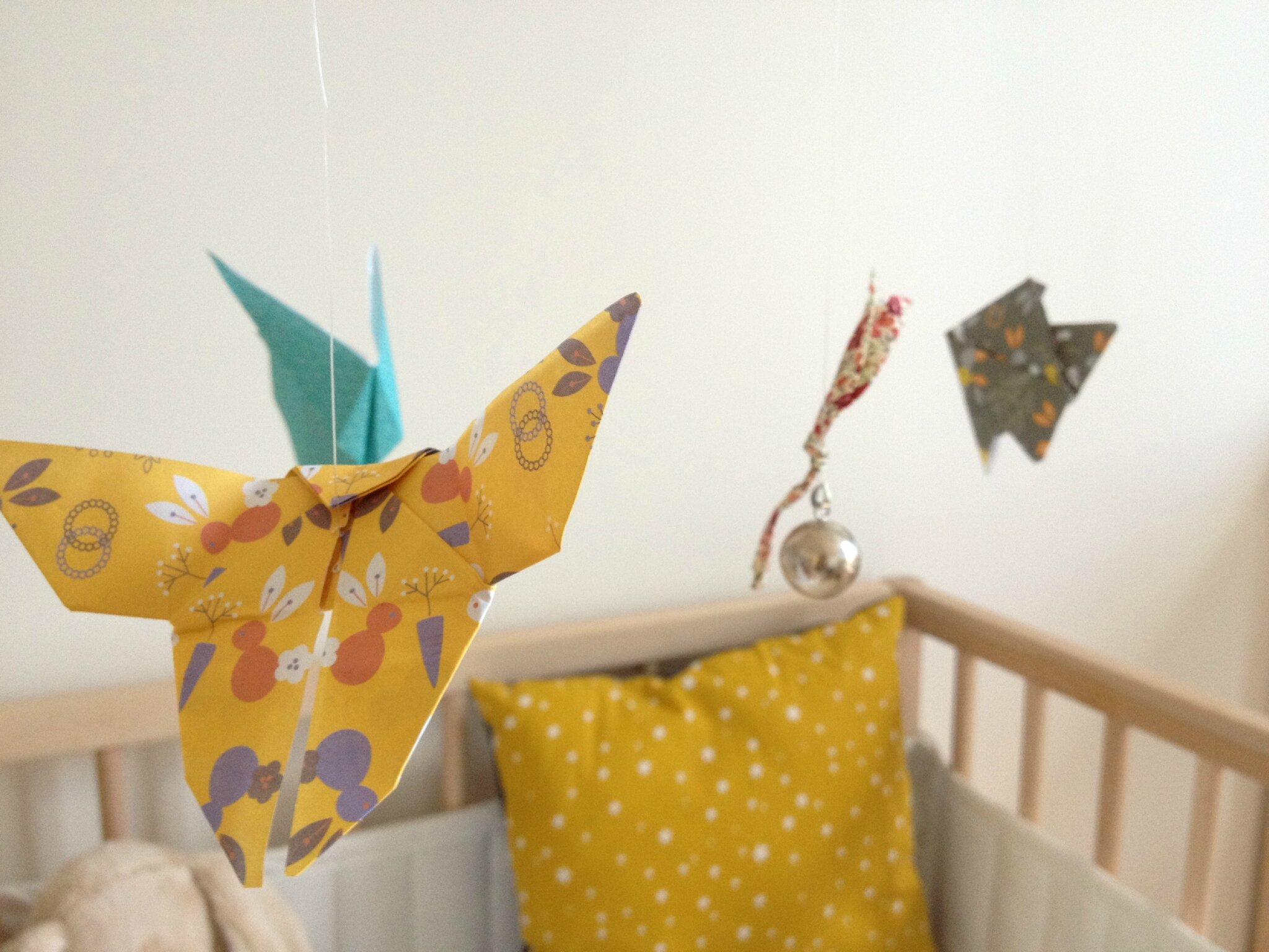 Mobile enfant DIY