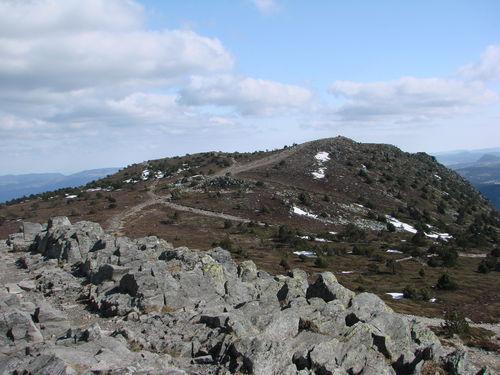 2008 04 24 Sur les hauteurs du Mont Mézenc (10)