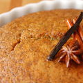 Sweet and spicy orange cake