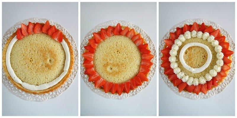 torta-con-crema-al-lime-fragole-passopasso