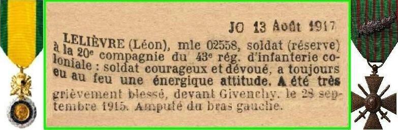 LELIEVRE L