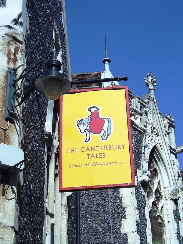 CANRERBURY Kent Grande Bretagne 2