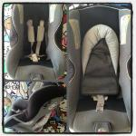 Picture2: Britax First class from 0 to 18kg ( from birth) At the shop : 500-550TL Mine(moi):200TL