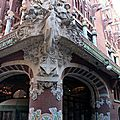 Barcelone -La Ribera, Palau de la Musica_5885