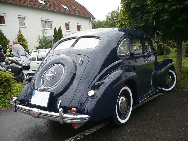 OPEL Kapitän '39 berline 4 portes Speyer (4)