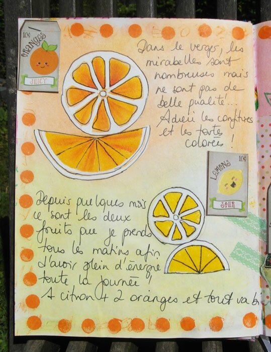 fruits page 1