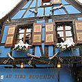 Marchés de noêl en Alsace