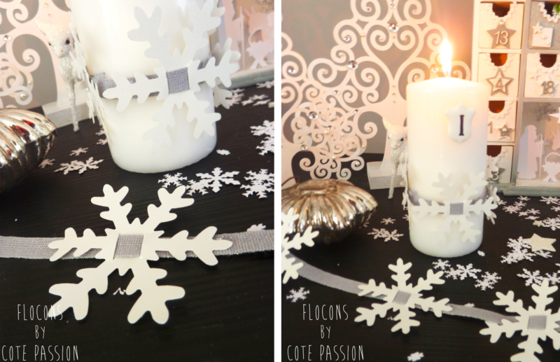 Snowflake by Côté Passion 4