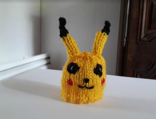 met ton bonnet pikachu