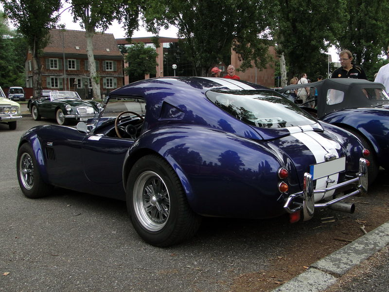 ac cobra sc replica pictures. Black Bedroom Furniture Sets. Home Design Ideas