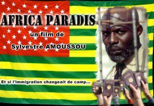 Africa-Paradise affiche