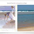 Summertime #8 - inspirée par kiraz