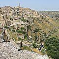 Matera ( basilicate ) italie du sud