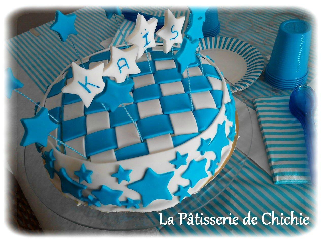 Damier et Layer cake