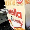 Fan de nutella, voici les b-ready ! 💕