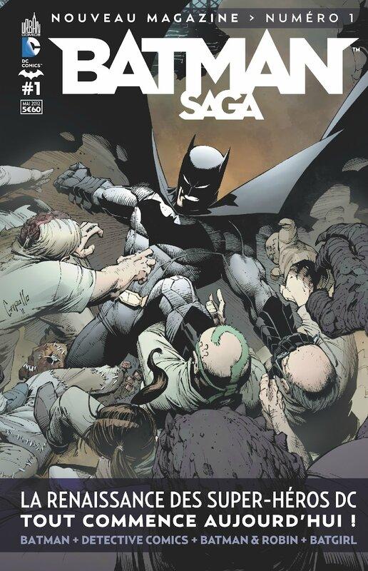 batman saga 01