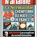Made in france: les léopards normands font... cocorico !