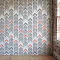 Colors ❤ geometric fever ❘ déco, textile, création, △▼ ..