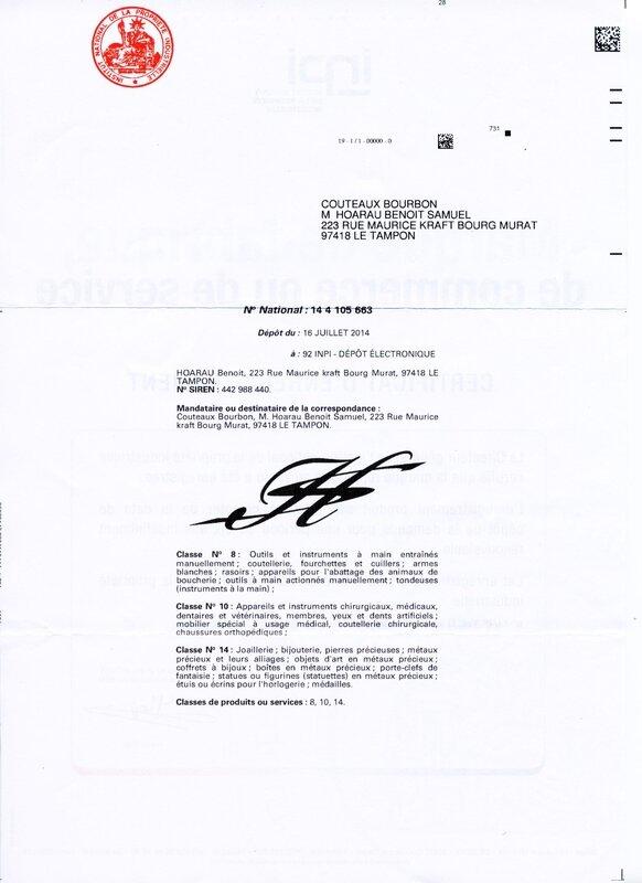 Inpi SH Verso