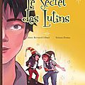BD Le Secret des Lutins