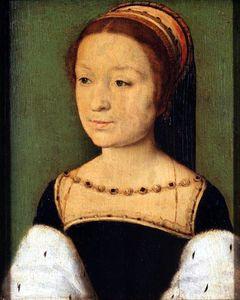 Madeleine de France, Blois